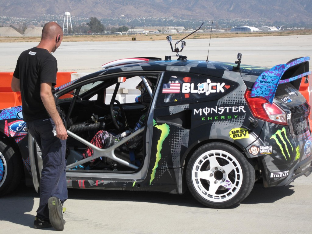 VectorMount GO with Tribase - Ken Block, Gymkhana 6